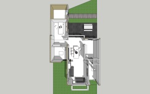 Atelier007-Plattegrond_beganegrond-meubels-3D
