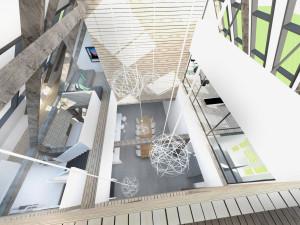 atelier007-gerard-ter-hofte-boerderij-woning-Enschede-Oldenzaalsestraat-verbouwing-spanten-hout-vide-tuinkamer-keuken-architectuur-bouwkunde-003