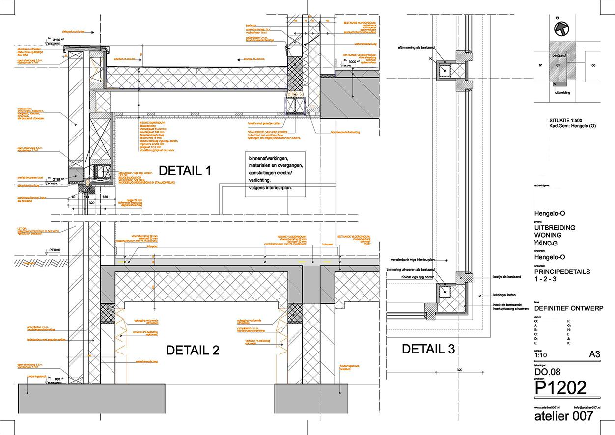 Details bouwkunde
