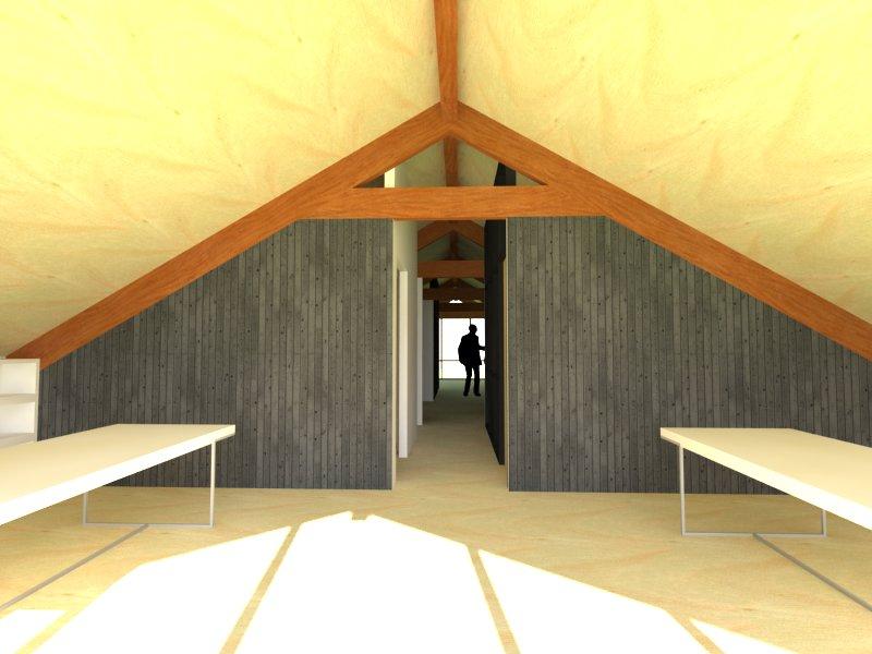Atelier 007 Architetuur Bouwkunde Ontwerp De Worse Markelo Werkgebouw Duurzaam Ecologisch Transparant_022