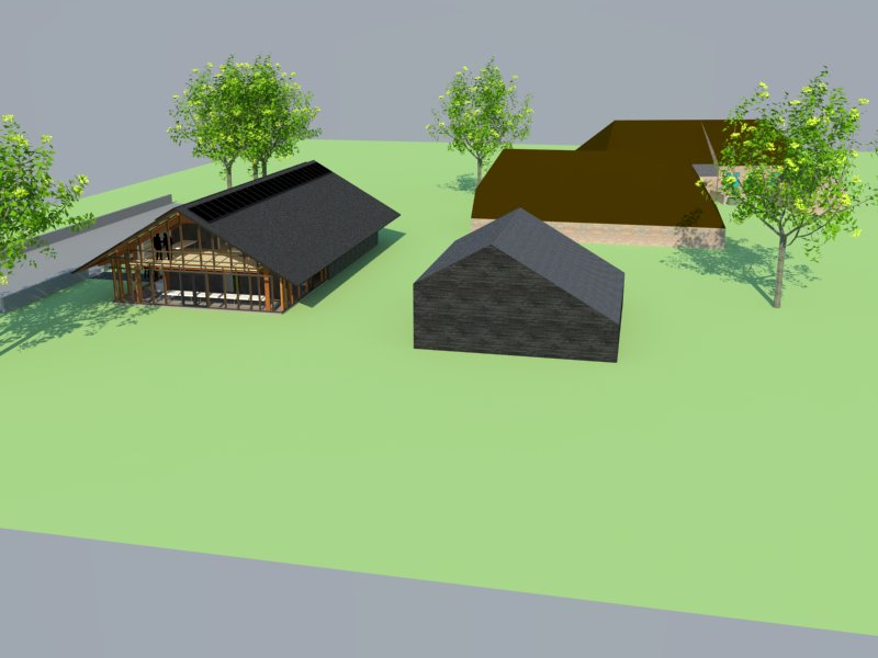 Atelier 007 Architetuur Bouwkunde Ontwerp De Worse Markelo Werkgebouw Duurzaam Ecologisch Transparant_023