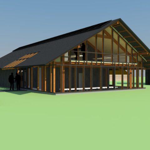Atelier 007 Architetuur Bouwkunde Ontwerp De Worse Markelo Werkgebouw Duurzaam Ecologisch Transparant_024