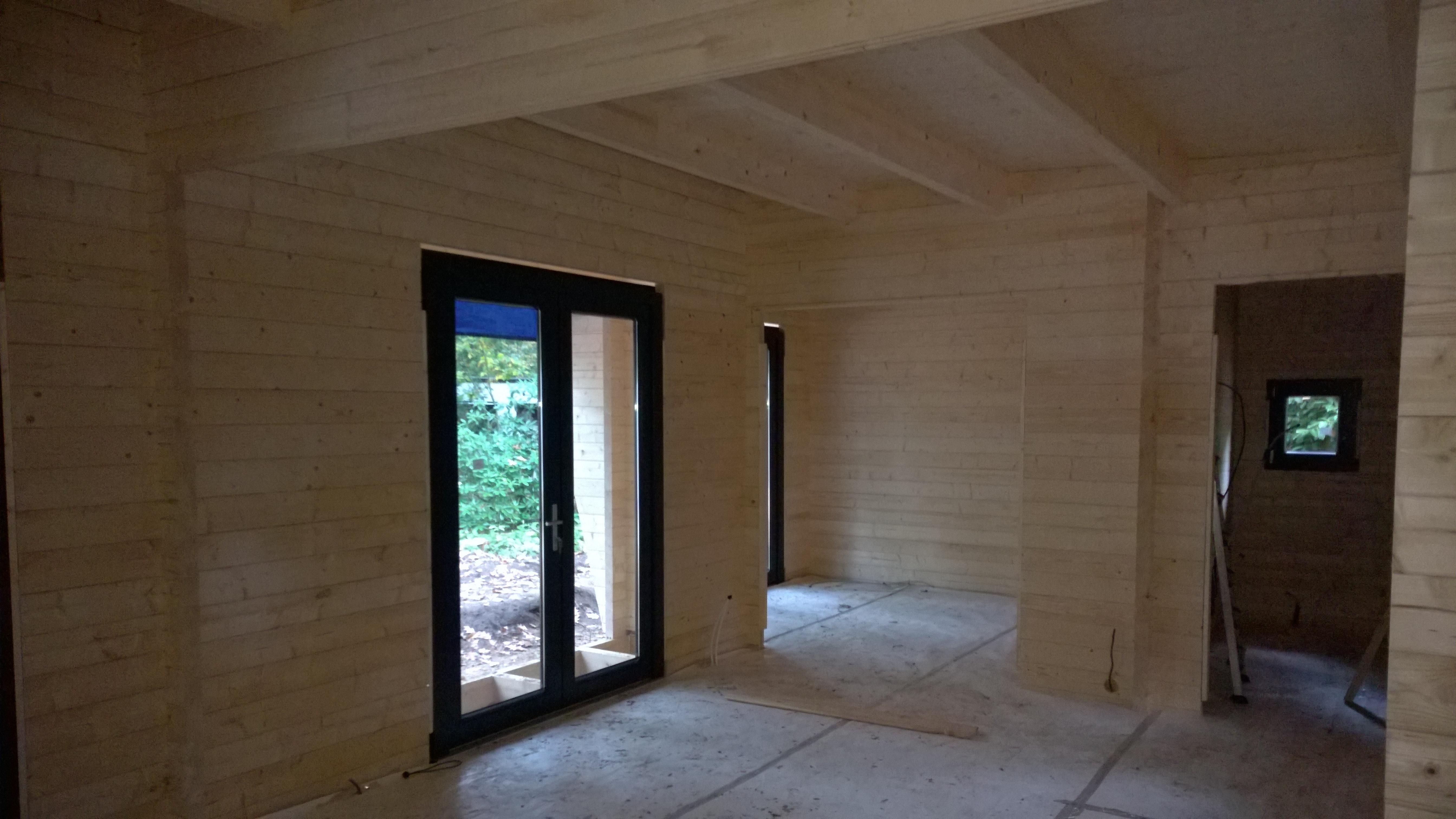 Atelier gerard ter hofte bunkie recreatie woning hout natuur