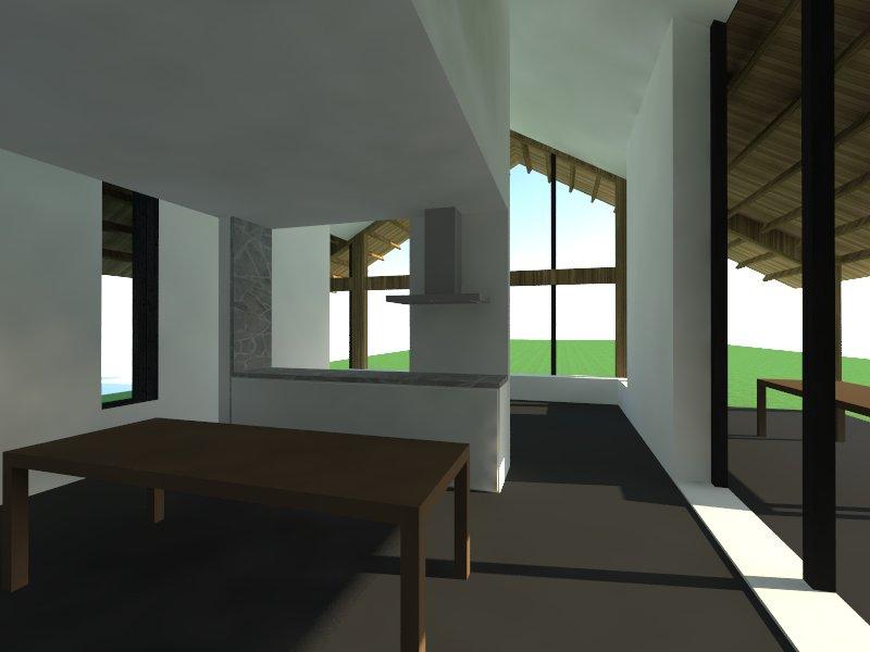 Atelier007 Schuurwoning woonschuur wonen in een schuur 003